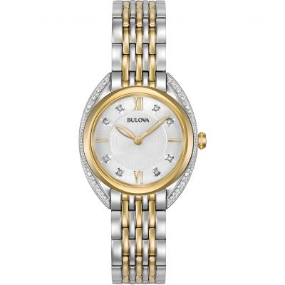 Bulova Classic Diamond Watch 98R229