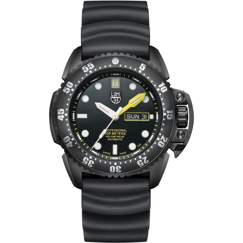 Mens Luminox Deep Dive 1520 Series Automatic Watch