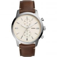Mens Fossil Townsman Chronograph Watch FS5350