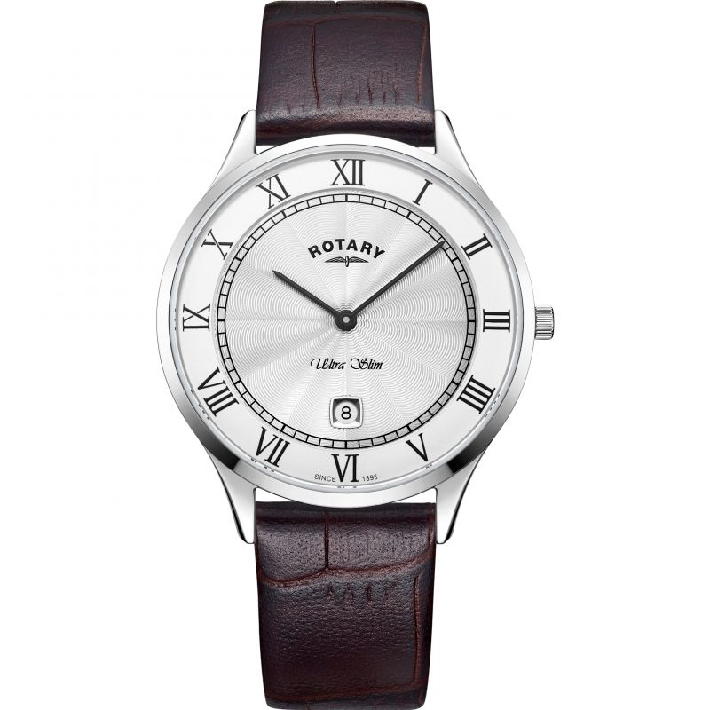 Mens Rotary Ultra Slim Watch