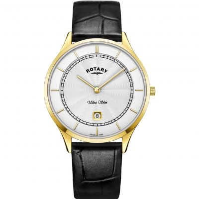 Mens Rotary Ultra Slim Watch GS08303/02