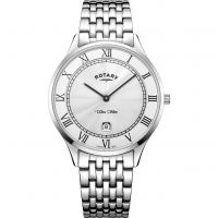 Mens Rotary Ultra Slim Watch GB08300/01