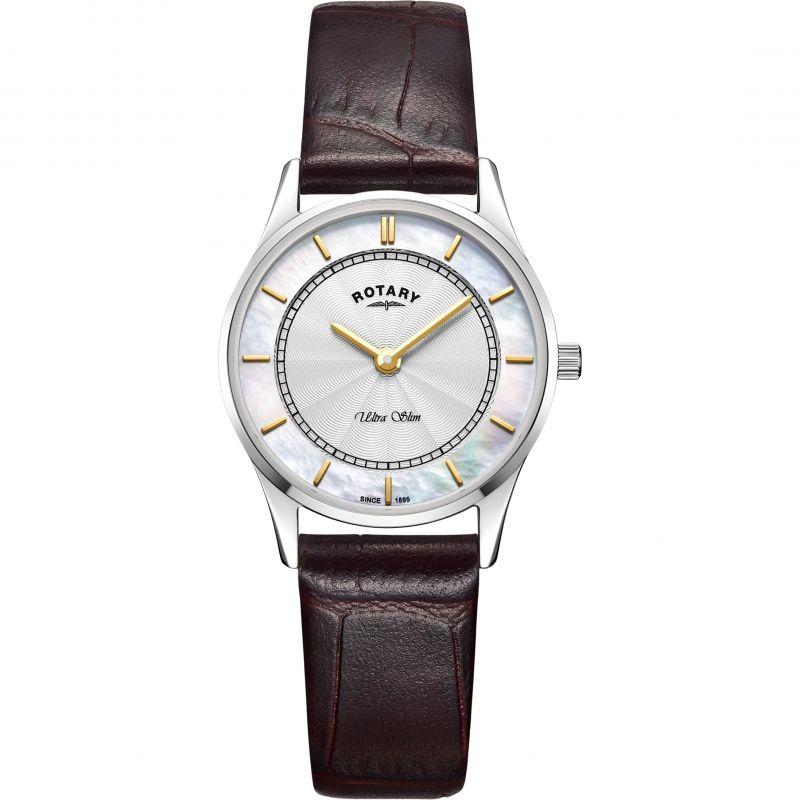 Ladies Rotary Ultra Slim Watch