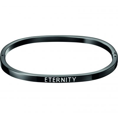 Joyería para Calvin Klein Jewellery Hook Eternity Bangle KJ06BD19020S