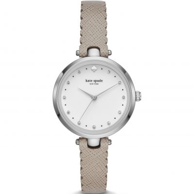 Kate Spade New York Holland Damklocka Grå KSW1357