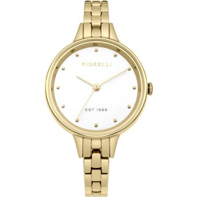 Fiorelli Damenuhr in Gold FO038GM