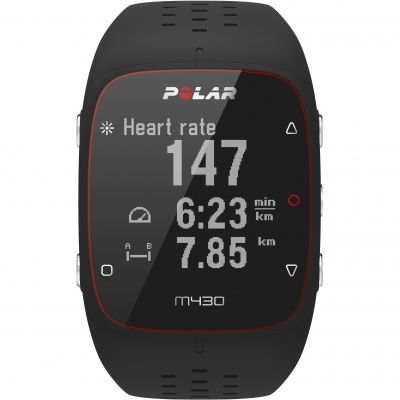 Polar M430 Bluetooth Wrist HR Smart Activity Tracker Unisexchronograph in Schwarz 90066337