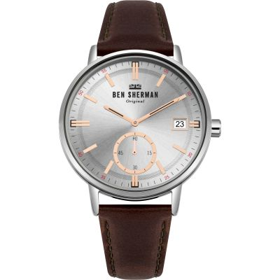 Mens Ben Sherman Portobello Professional Watch WB071SBR