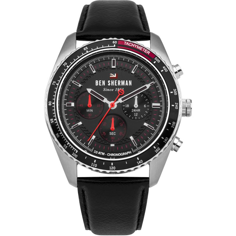 Mens Ben Sherman The Ronnie Chronograph Chronograph Watch