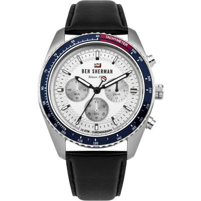 Zegarek męski Ben Sherman The Ronnie Chronograph WBS108UB