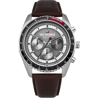 620c2c2b9c1a Mens Ben Sherman The Ronnie Chronograph Chronograph Watch WBS108BT