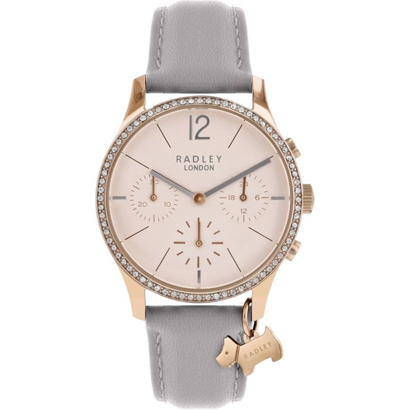 Ladies Radley Millbank Chronograph Watch