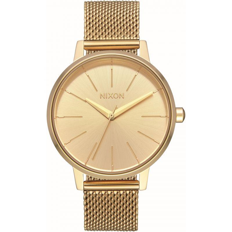 Ladies Nixon The Kensington Milanese Watch