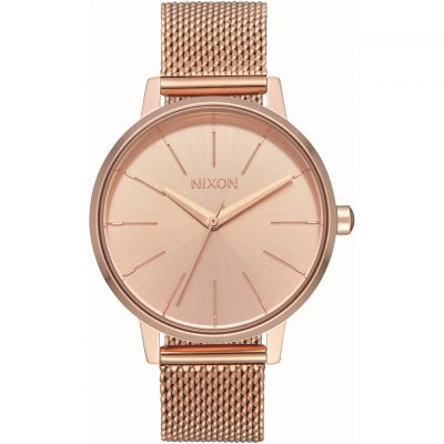 Ladies Nixon The Kensington Milanese Watch A1229-897