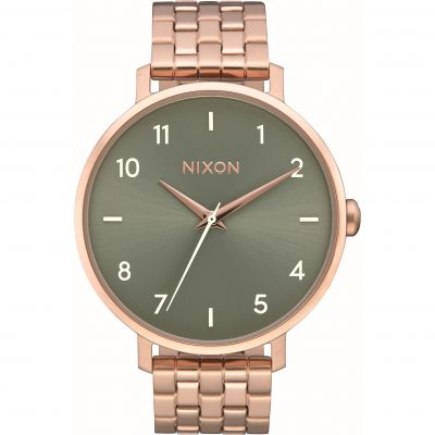 Nixon The Arrow Dameshorloge Rose A1090-2951