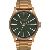 Mens Nixon The Sentry SS Watch A356-2851