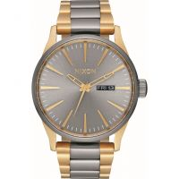 Mens Nixon The Sentry SS Watch A356-595
