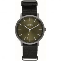 Unisex Nixon The Porter Nylon Watch