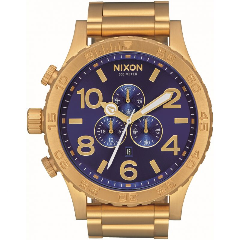 Unisex Nixon The 51-30 Chrono Chronograph Watch