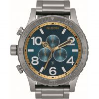 Mens Nixon The 51-30 Chrono Chronograph Watch