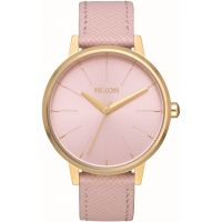 Ladies Nixon The Kensington Leather Watch A108-2813