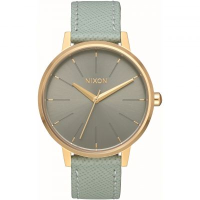 Ladies Nixon The Kensington Leather Watch A108-2814