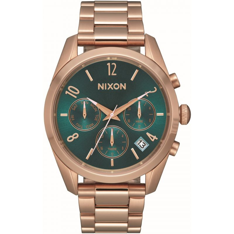 Mens Nixon The Bullet Chrono 36 Watch
