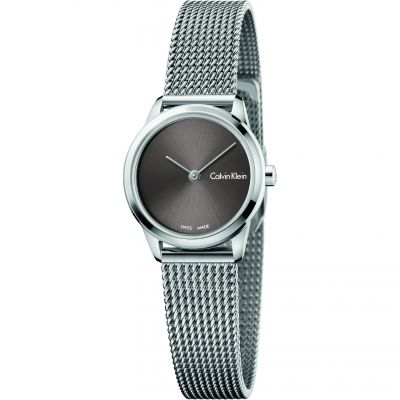 Ladies Calvin Klein Minimal Watch K3M231Y3