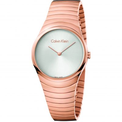 Ladies Calvin Klein Whirl Watch K8A23646