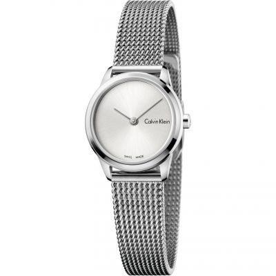 Ladies Calvin Klein Minimal Watch K3M231Y6