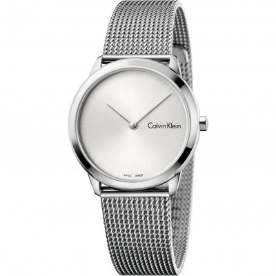 Ladies Calvin Klein Minimal Watch K3M221Y6