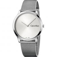 Ladies Calvin Klein Minimal Watch K3M211Y6