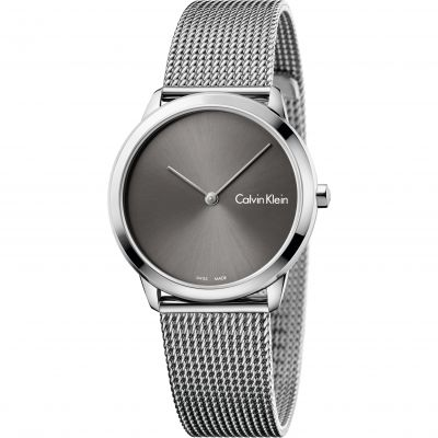 Ladies Calvin Klein Minimal Watch K3M221Y3