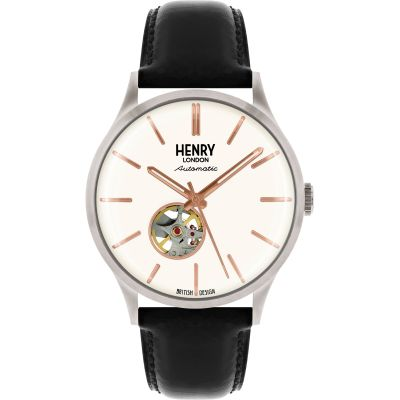 Henry London Heritage Herenhorloge HL42-AS-0279
