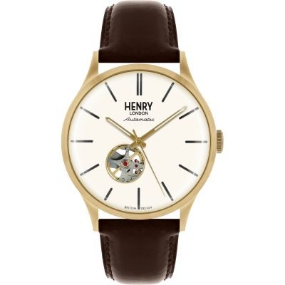 Montre Homme Henry London Heritage HL42-AS-0280