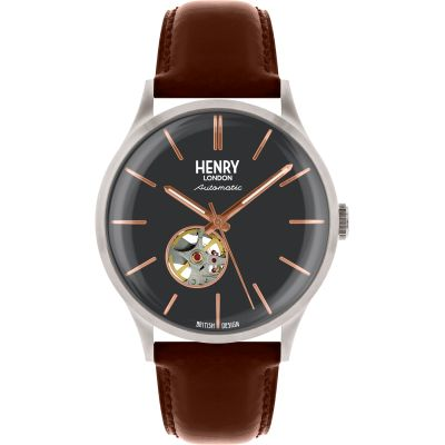Montre Homme Henry London Heritage HL42-AS-0281