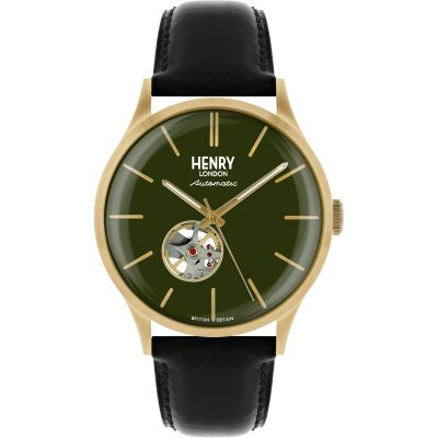 Montre Homme Henry London Heritage HL42-AS-0282