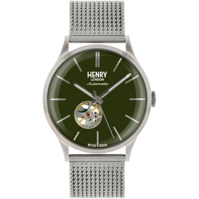 Henry London Heritage Herenhorloge HL42-AM-0283
