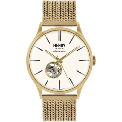 Henry London Heritage Herenhorloge HL42-AM-0284