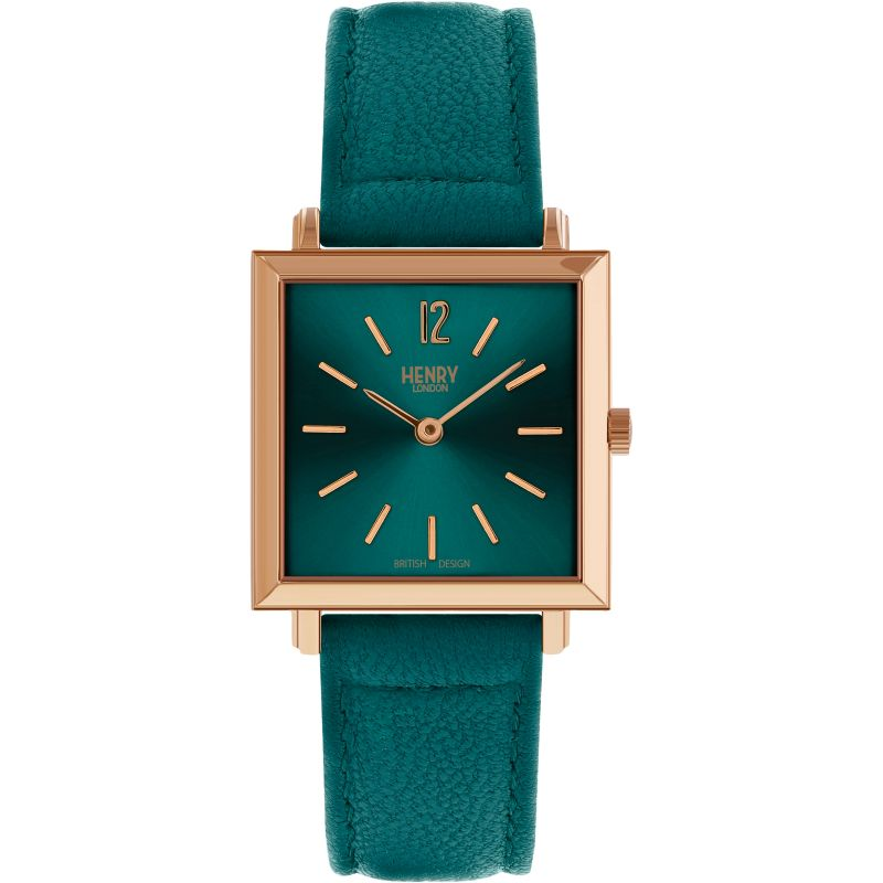 Ladies Henry London Heritage Square Watch HL26-QS-0258