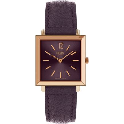 Montre Femme Henry London Heritage Square HL26-QS-0260