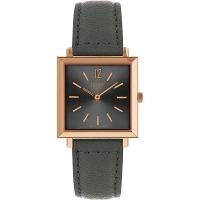 Montre Femme Henry London Heritage Square HL26-QS-0262