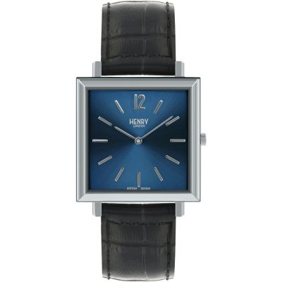 Montre Homme Henry London Heritage Square HL34-QS-0267