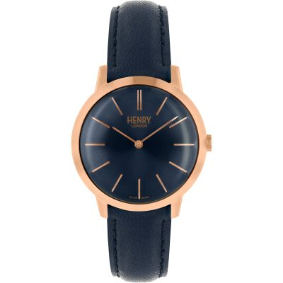 Montre Femme Henry London Iconic HL34-S-0216