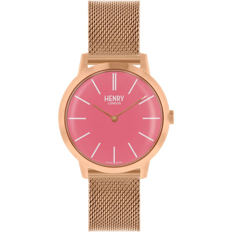 Ladies Henry London Iconic Watch HL34-M-0272