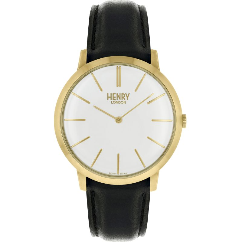 Mens Henry London Iconic Watch