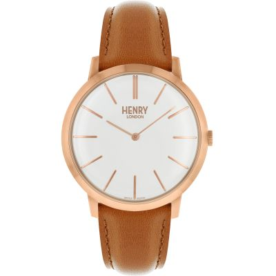 Henry London Iconic Herenhorloge HL40-S-0240