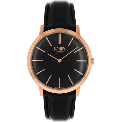 Montre Homme Henry London Iconic HL40-S-0248
