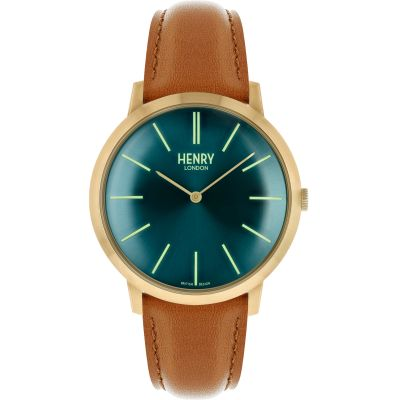 Mens Henry London Iconic Watch HL40-S-0274