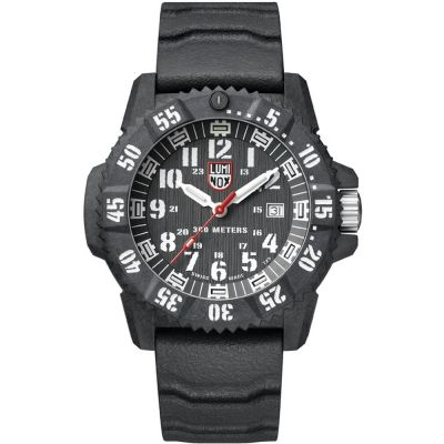 Mens Luminox 3800 Series Master Carbon Seal Watch XS.3801